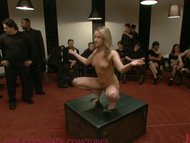 Hot teenie skank Used and Abused in the Kinkcom. Castle