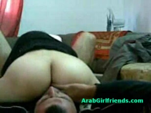 Spy cam caught Arab booty sucking and.