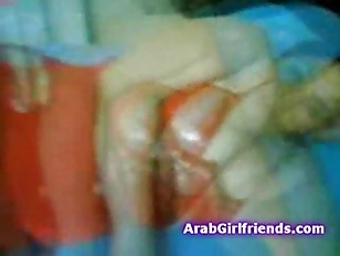 Horny amateur Arab lovers on homemade.