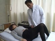 chinese doctor and chinese butthole