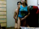 College friends liking hot sex session at home bunking lecture by sanshakarmini