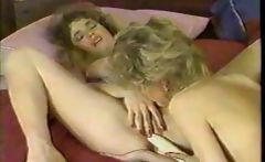 Sizzling vintage porn babes burn up the screen with some sex scenes