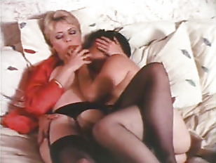 Juliet Anderson scene from Reel Peopl.