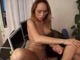 Bamboo comes 3 times as girl blows her clit and pussy by BBLover