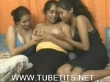 INDIAN LESBIAN WITH enormous tits by callagan