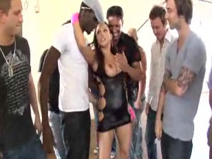 Francesca Le 12 guy Blowbang