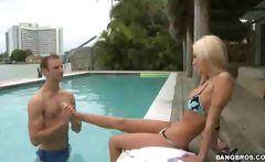 Amy Reid - Pole And Pool Date