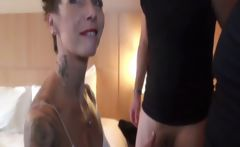Diana a french housewife screwed