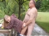 sweet broad hammered by older sleazy man by daughterdestruction