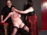 older Lesbian Slavegirls Bizarre Punishment