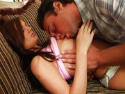 Lily Carter's little pretty vagina