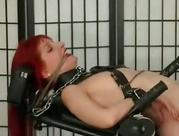 Screams From The Bondage Bench