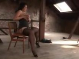 Sensual British Mistress Makes Him sperm bdsm bondage slave femdom domination by Sundiman4926
