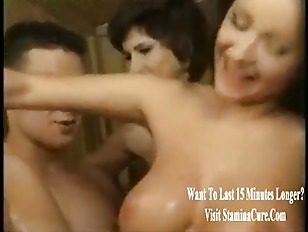 Brother and sister fuck mom