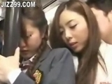 fine teacher and student both boned by geek on bus by jizz99