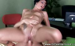 sweety Jayden Willams riding doctors dong