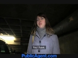 PublicAgent Lyda has sex in my car for cash to buy clothes by ReallyUseful
