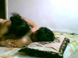 Indian super hot college lady enjoying sex with her man by supriya86