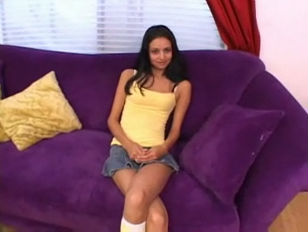 Shy Marissas first Casting