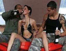 Swedish chick Drunk Orgy_Drunken13