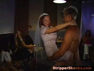 fiance to be cheats with stripper