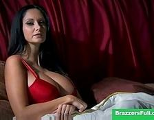 Ava addams busts her husband cheating