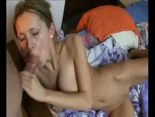 Homemade Sex video - chick with massive Boo.
