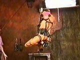 extreme tit hanging by a1body2