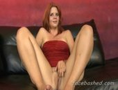 Redhead amateur used like piece of dick