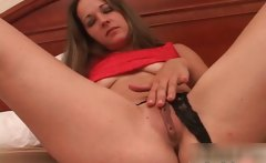 sexy brunette bitch goes crazy swallowing