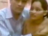 Indian home scandal housewife exposed and give handjob to man by fromindiawithlove