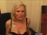 Casting French blondy cougar Housewife by helen82