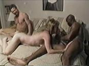 Vintage Cheating fiance Crams In gorgeous huge dong