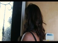 monstrous Titted Housewife Ariella cheats on her fiance on their anniversary