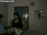 Indian Gorakhpur lover couple having sex at friends home scandal film by sanshakarmini