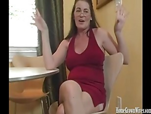 Watching My Hot wife Get fucked by P.