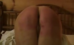 Spanking giant butt my wifey Soar and Red