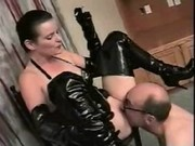 Femdom - snatch And Foot Slave (femaleautho .