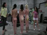 Warehouse humiliation for these pledgers  .