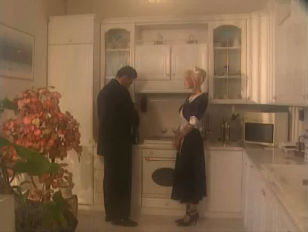 Maid anita blond hardcore and fuck on.