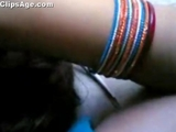 Indian chick getting her boobies exposed sucked and screwed by her lover tape by sanshakarmini