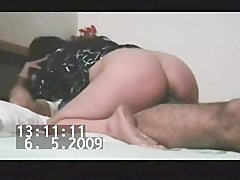 Paki Muslim girl in ebony Kameez fucks 5 inch Paki Panther meat