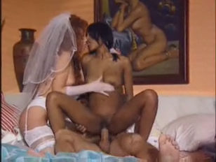 Rasheen indian threesome