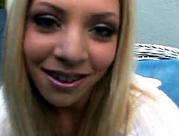 Leah Luv Innocent bitch With Braces