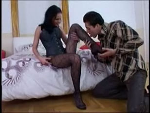 Michelle dirty Gives Foot Favors