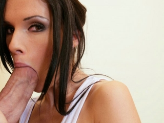 Jennifer Dark - Forced to blow Billy .