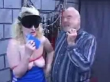 two men Capture Babe Put Rope On Her And Mouth Gag And Take Her To The Chamber old old porn g by Ilsasya903
