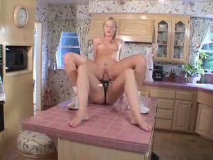 Step Mom eats and mounts daughter