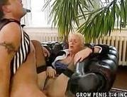 German rides in the sofa part1