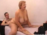 old lady with glasses Gets fucked by theodor4e